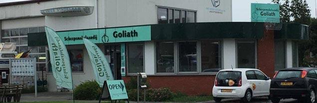 Scheepsmakelaardij Goliath bemiddelt meer dan 10 jaar in Nederland, Europa en daarbuiten